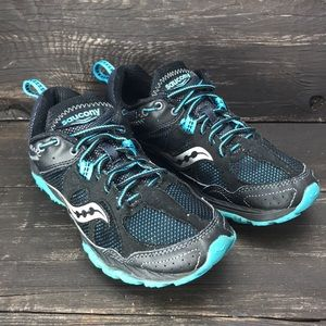 Saucony Adapt Trail Running Shoes Size 7.5